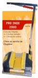 Lave bottes PRO INOX 2000