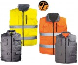 Gilet reversible HI-WAY