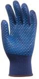 Lot de 12 Paires Gant Thermique Bleu