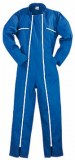 Combinaison Bleu de Travail Royal 2 Zips