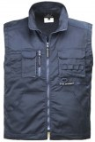 Gilet Medium Navy / Matelassée