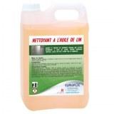 Nettoyant à L'huile de Lin
