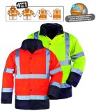 ROAD WAY Parka 4 en 1